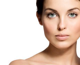 neck- woman face - شكل الوجه الأنثوي مصدر الجاذبية للمرأة.. وللرجل أيضا - وجه امرأة