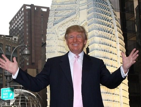 Produk Donald Trump Mula Di BAN Di Negara Arab