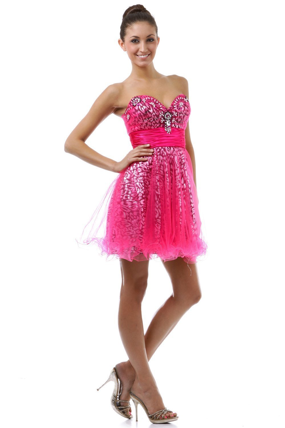 Fashion Trends Cheap Short Sparkly Prom Party Dresses