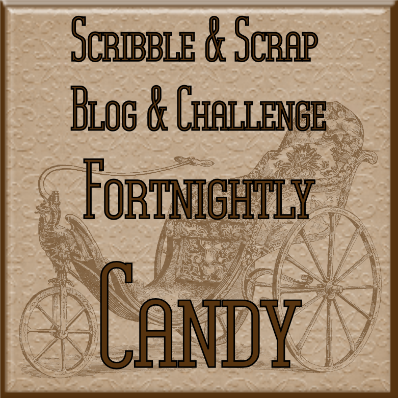 Scribble and Scrap Fortnightly Candy