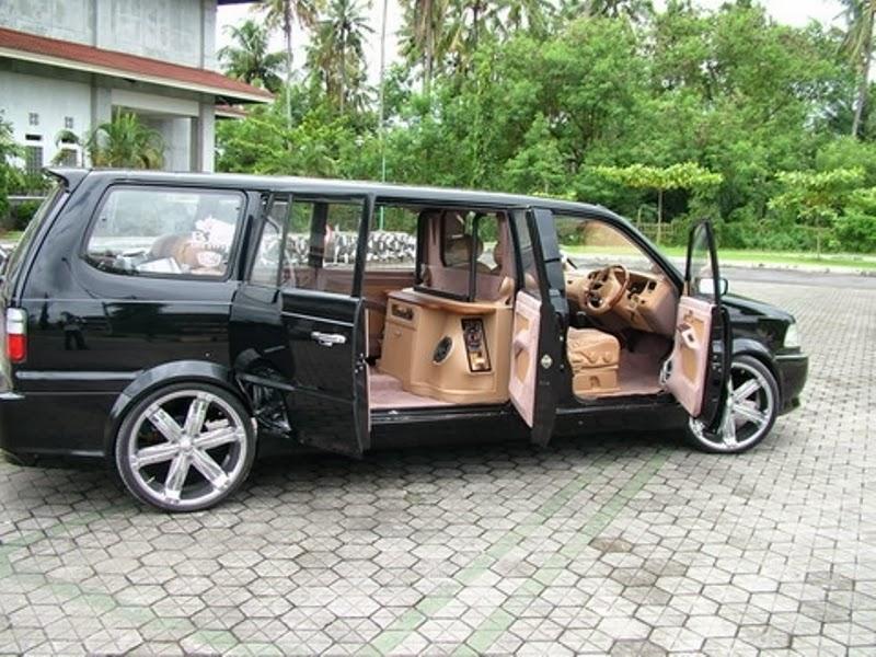 Modif Mobil Kijang Pick Up