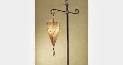 Hot cool gifts spiral hanging floor lamp aloadofball Images