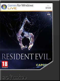 Game Resident Evil 6 untuk Update 4 Full ISO + Crack