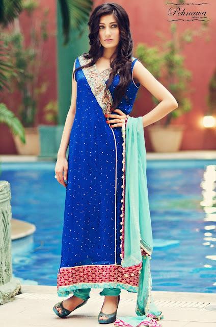 PehnawaEmbroideredShirtswwwShe9blogspotcom252822529 - Pehnawa Embroidered Dresses