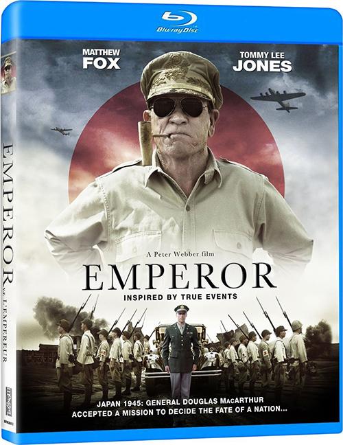 Emperor (Emperador)(2012) 1080p BRRip 2.2GB mkv Dual Audio AC3 5.1 ch