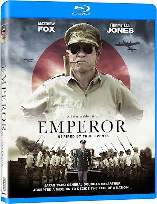 Emperor (2012) 720p BRRip 1.2GB mkv AC3 5.1 ch subs español