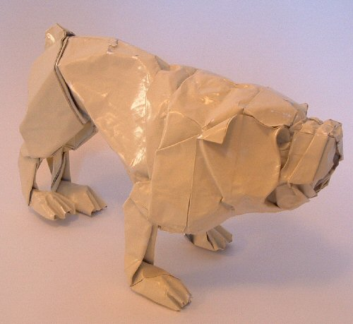 Have Paper Will Travel Eric Joisels Models Of Dogs