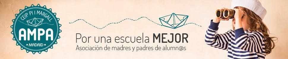 AMPA CEIP PI I MARGALL - MADRID