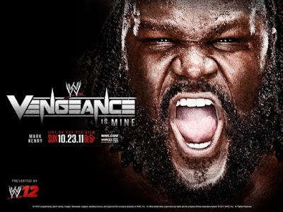 WWE - Vengeance 2011