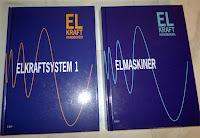 Elkraftsystem 1 och Elmaskiner