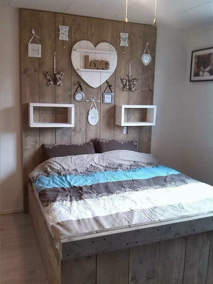 Moois en liefs slaapkamers - Decoratie kamer thuis woonkamer ...