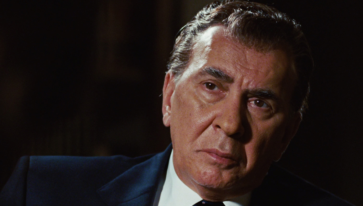 In Character: Frank Langella | And So It Begins...
