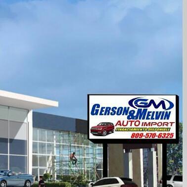 Gerson y Melvin Auto import