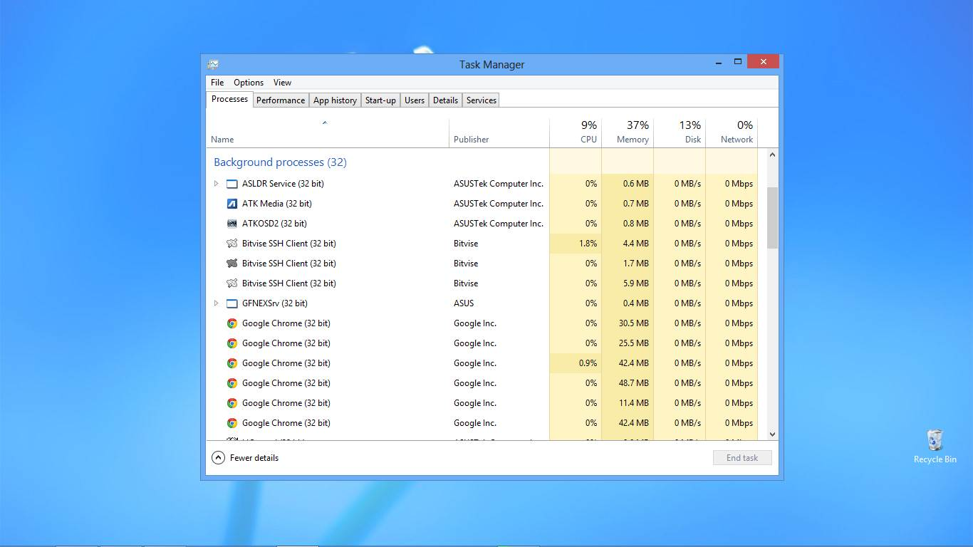 Cara Mengoptimalkan Kinerja Laptop dengan Mematikan Background Process