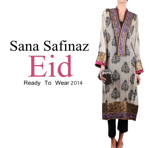 Sana Safinaz Eid Ready-To-Wear 2014