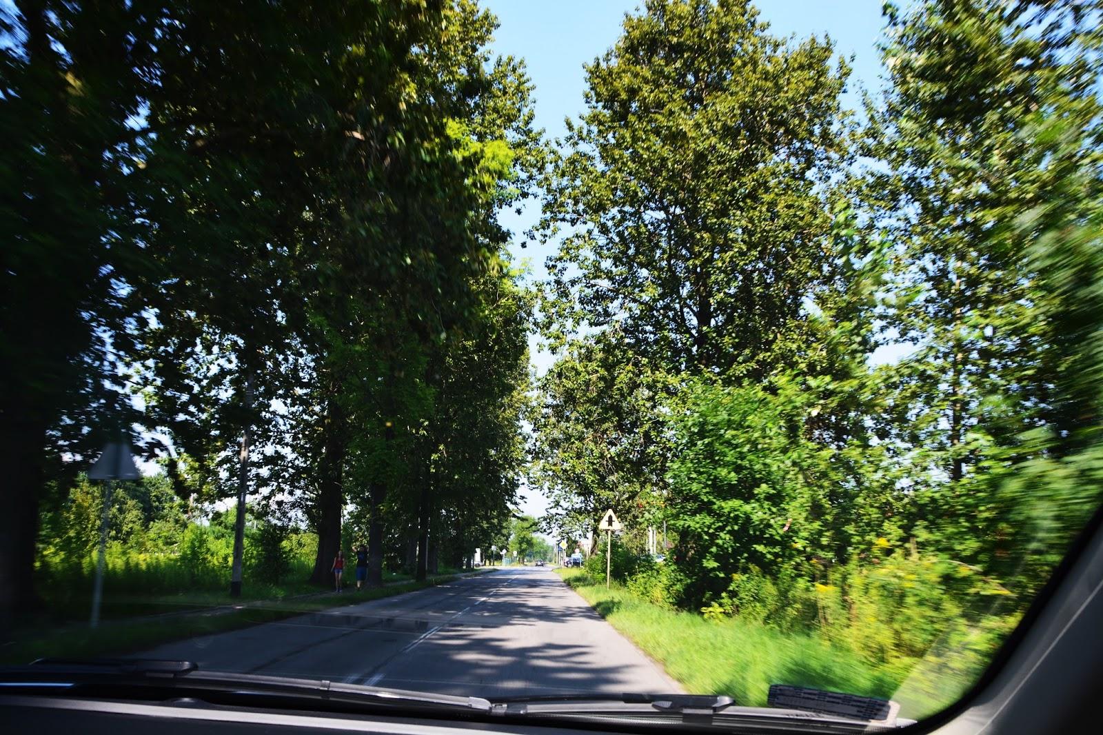 trip to village