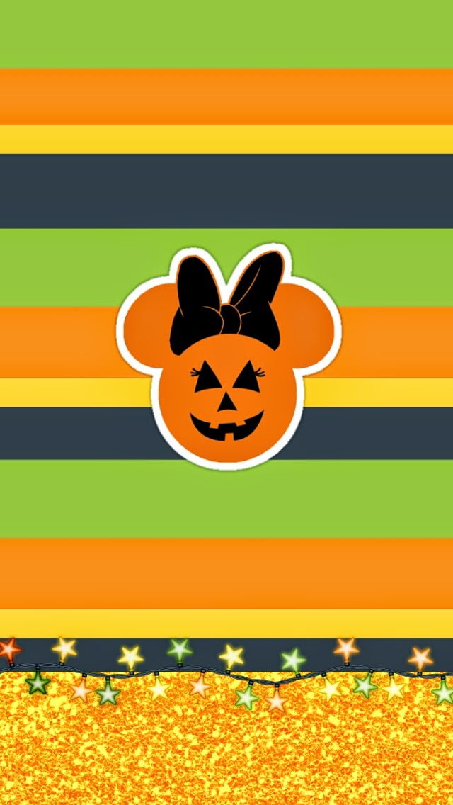 Dazzle my Droid: Disney Halloween wallpaper collection
