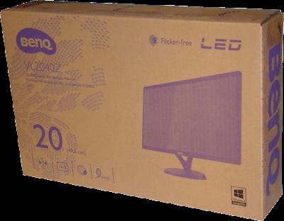 BenQ VL2040AZ: Monitor untuk Kenyamanan Mata