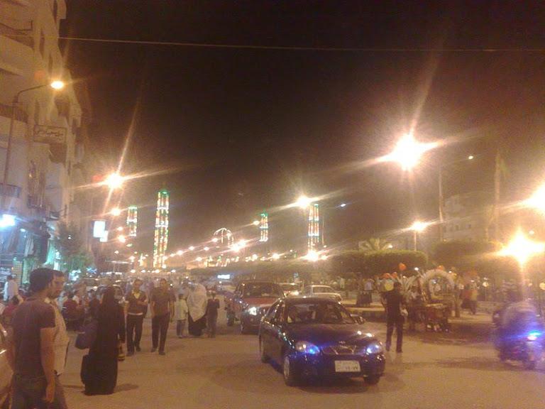 الميدان الإبراهيمي ليلة عيد الأضحى