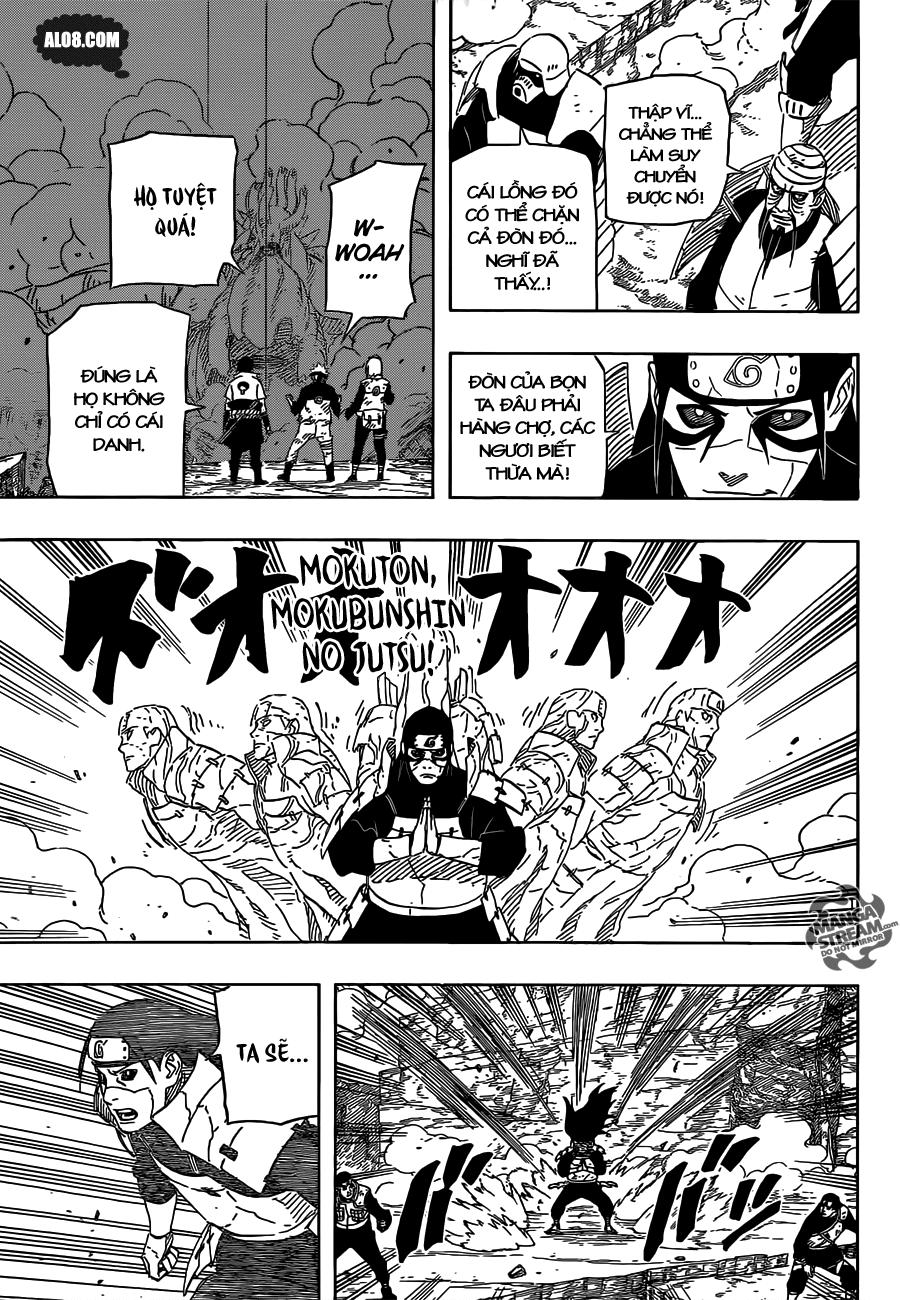 Naruto chap 632 Trang 7 - Mangak.info