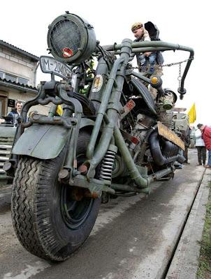 Cool: Motorsikal Terbesar di Dunia (6 Gambar)