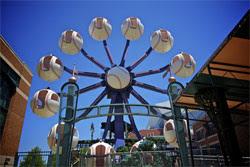 The Fly Ball Ferris Wheel!