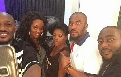 nollywood 2face idibia house