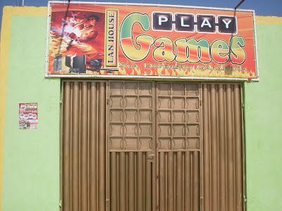 LAN HOUSE, PLAY GAMES