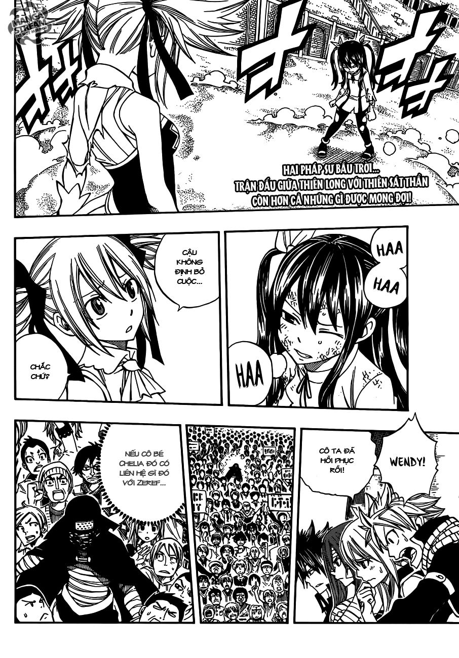 Fairy Tail chap 289 page 3 - IZTruyenTranh.com