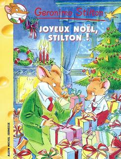 [Stilton, Geronimo] Geronimo Stilton : 16 Joyeux Noël, Stilton ! Joyeux+noe%25CC%2588l+stilton