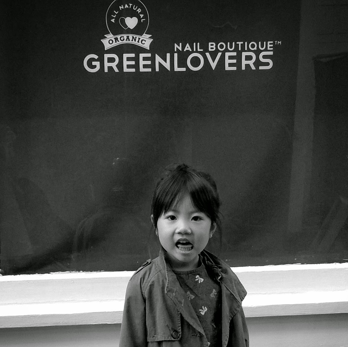 Green Lovers Nail Boutique