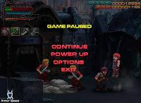 Flash-игра Arm of Revenge