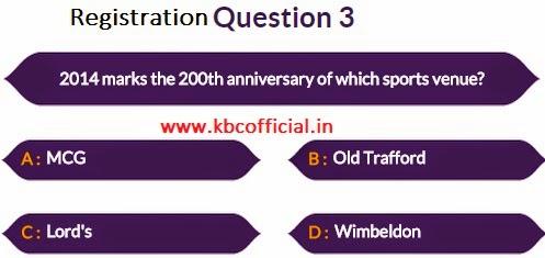 KBC IDEA REGISTRATION QUESTION 3