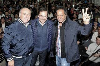 Martín Gill se impuso con el 48,7 por ciento de los votos y es elegido intendente de la localidad c