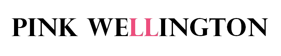 Pink wellington