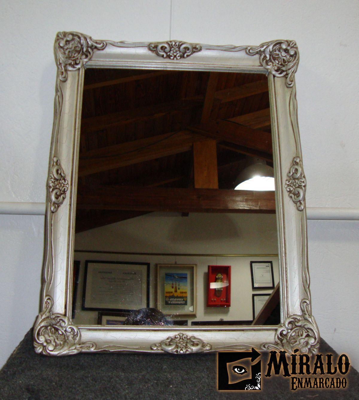 Restauraci n y actualizaci n de marco antiguo conversi n - Marcos espejos antiguos ...