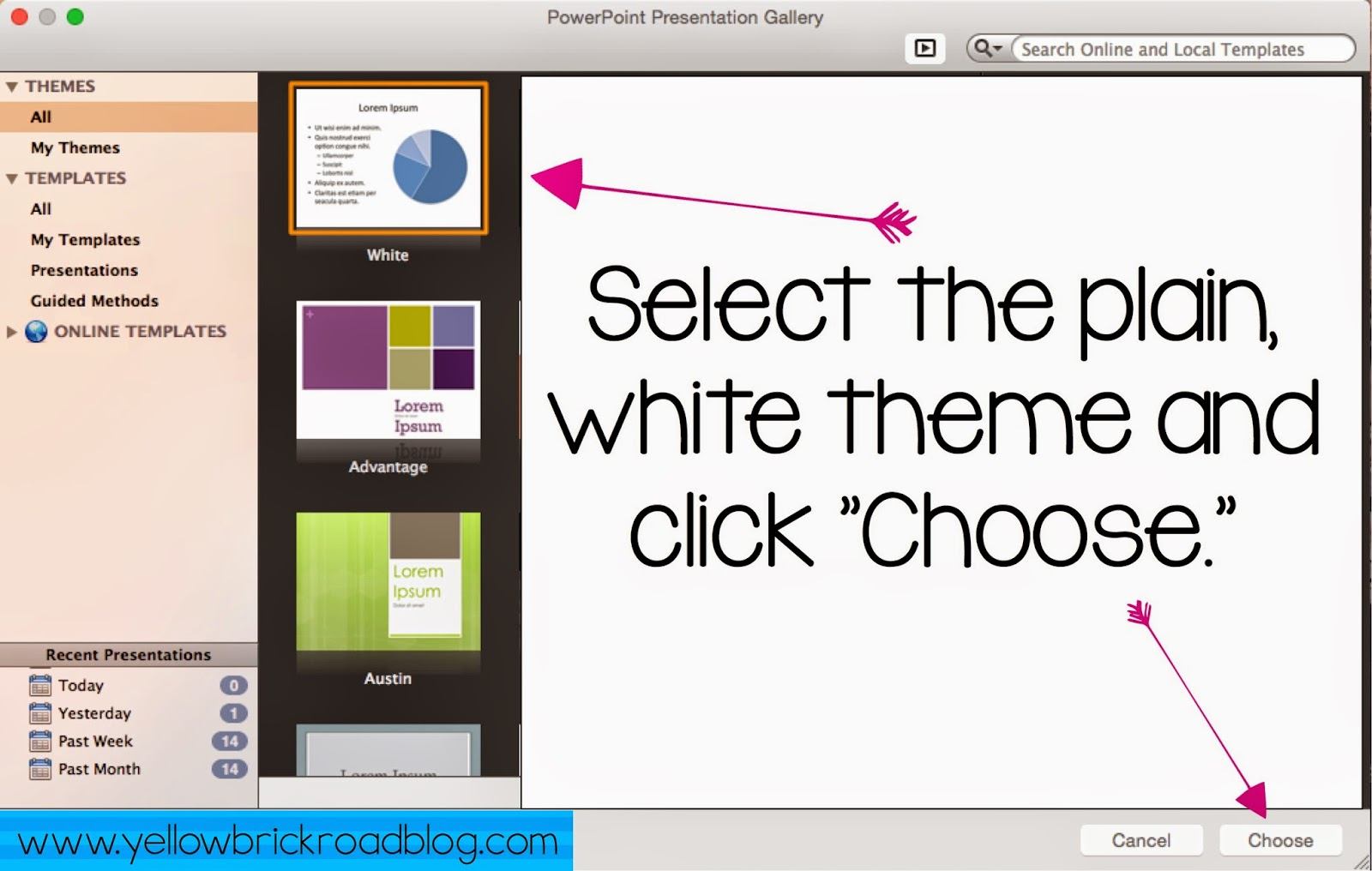 Microsoft PowerPoint Tutorials  Microsoft Office Tutorials