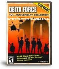 Delta Force game download