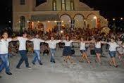 Συμμετοχή του χορευτικού των Κατηχ. Ομάδων μας στο πολιτιστικό πρόγραμμα του Ι.Ν.Αγ. Μαρίνης Πατρών