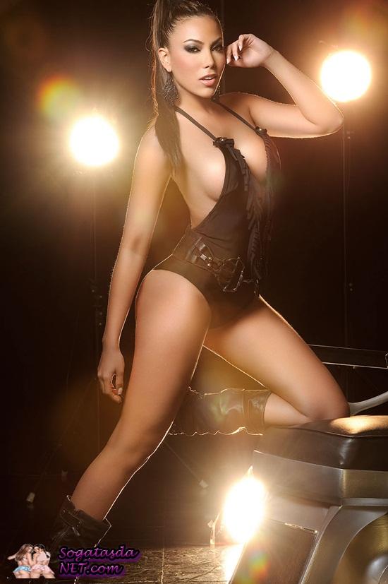 Modelo Colombiana Sandra Castanho - foto 6