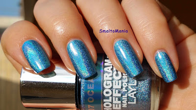 Layla Hologram Effect n.7 Ocean Rush