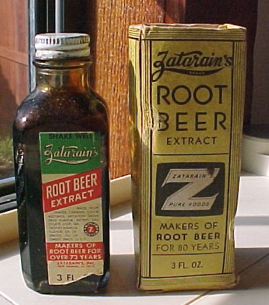 how to make root beer extract
