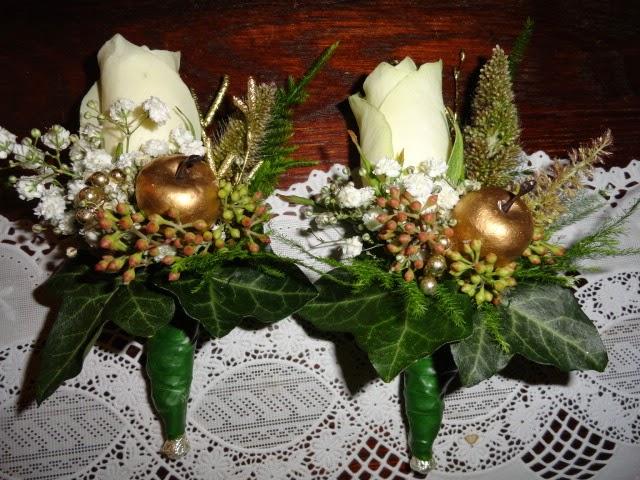 Crea roosje jaar getrouwd cadeau s en nog wat