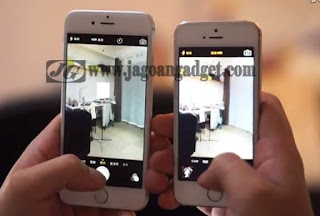 Kamera iPhone Replika VS Kamera iPhone Original