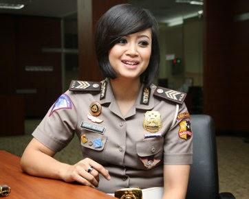 Foto Polisi Wanita Indonesia Yang Cantiky Nan Elok Tersebut