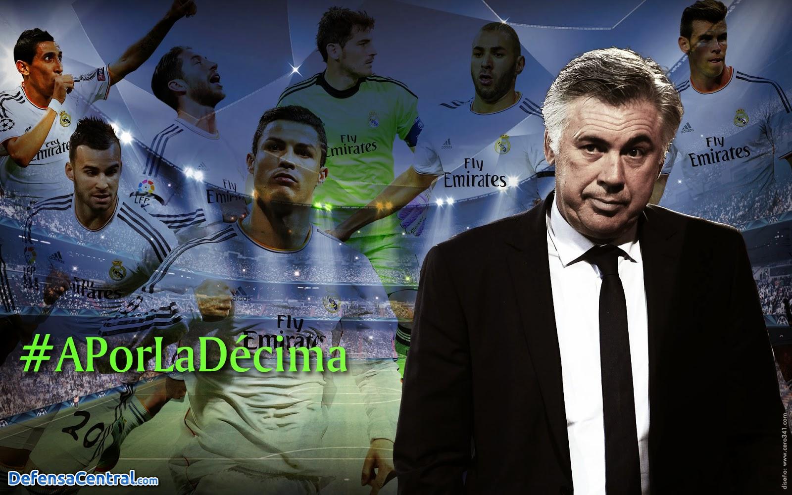 Real Madrid Wallpaper HD 2014