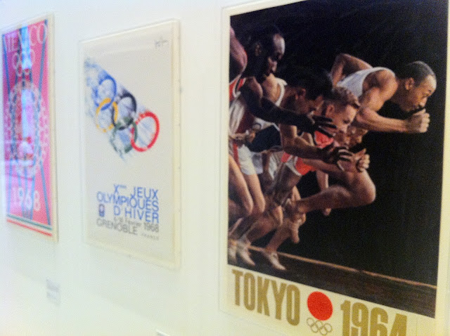 Olympic+Posters+exhibition+Canary+Wharf+One+Canada+Square
