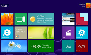 cara merubah tampilan windows xp ke windows 8