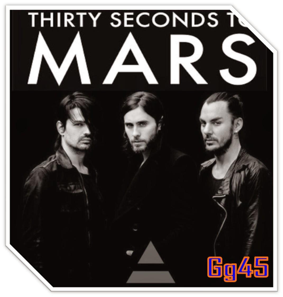 Download Kumpulan Lagu Thirty Seconds to Mars Lengkap