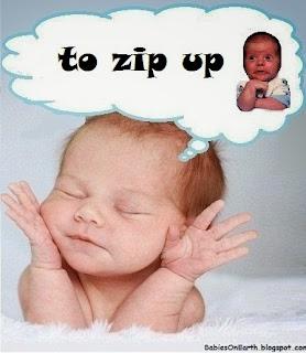 to zip up
